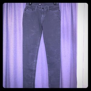 Levis 535 Denim Legging Grey Jeans